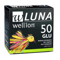 Тест-полоски Wellion Calla Luna №50