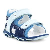 Босоножки детские профилактические Bartek W-11848 синие