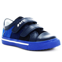 Кроссовки детские профилактические Bartek T-015607 синие