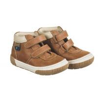 Ботинки ортопедические Memo Alvin 3BE коричневые