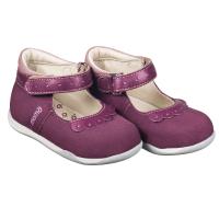Туфли ортопедические Memo Fiona 1HJ фиолетовые