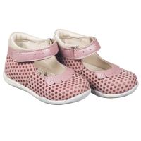 Туфли ортопедические Memo Fiona 1JB розовые