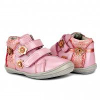 Ботинки ортопедические Memo Bella 1JB Розовые
