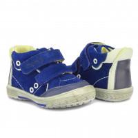 Ботинки ортопедические Memo Nodi 1DA синие