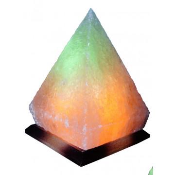 Соляная лампа ProSalt Пирамида 4-5 кг