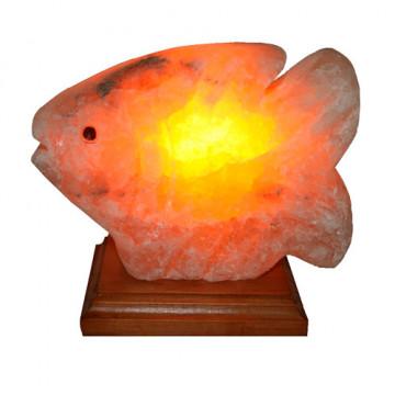 Соляная лампа ProSalt Рыбка 2 кг