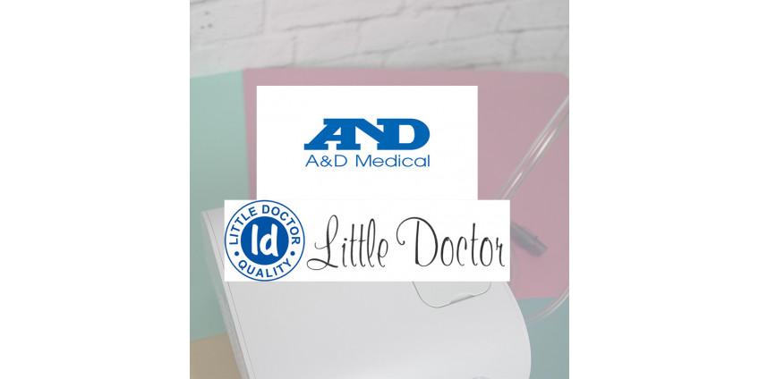 Сравнение ингаляторов AnD и Little Doctor