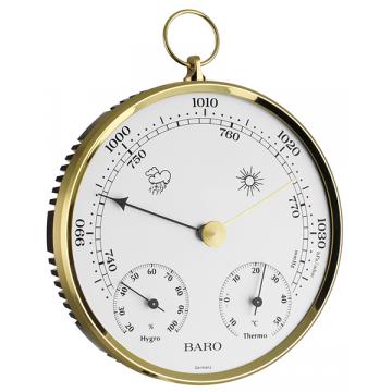 Барометр с термометром и гигрометром TFA купить Киев