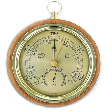 Барометр с термометром бук TFA купить Киев