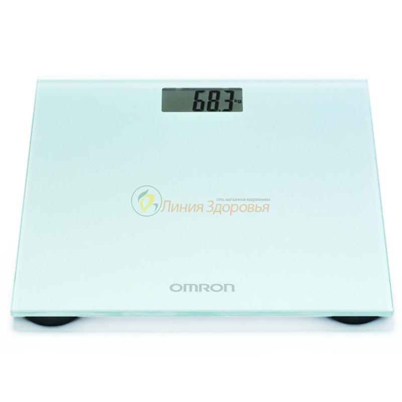 Весы персональные напольные Omron HN-289