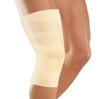 Бандаж на колено из эластичной шерсти 6510 Wool Orthocare