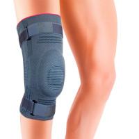 Бандаж на колено Orthocare 6920 Genucare Comfort plus с ребрами жесткости и ремнями