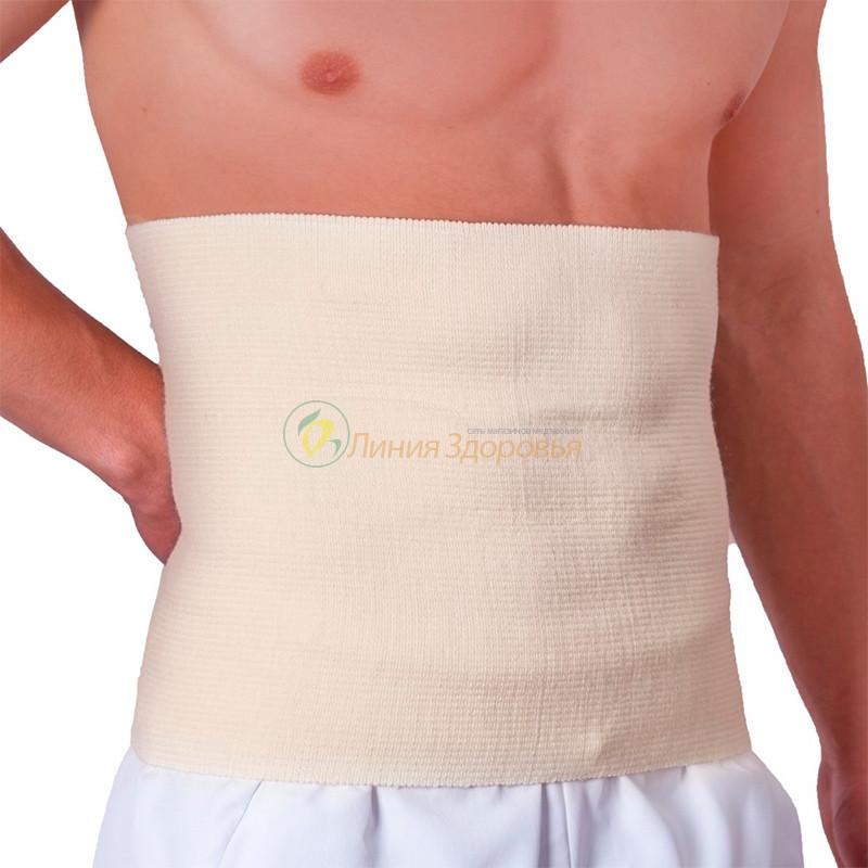 Бандаж для поддержки спины из шерсти 2810