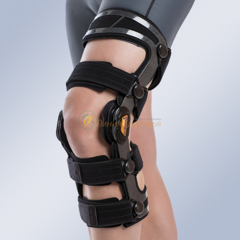 Армированный функциональный коленный ортез OCR200 Orliman