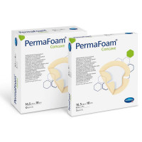 Повязка на рану PermaFoam Concave 4094297 / 4094245 Hartmann