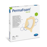 Повязка на рану PermaFoam Sacral Hartmann 4094227