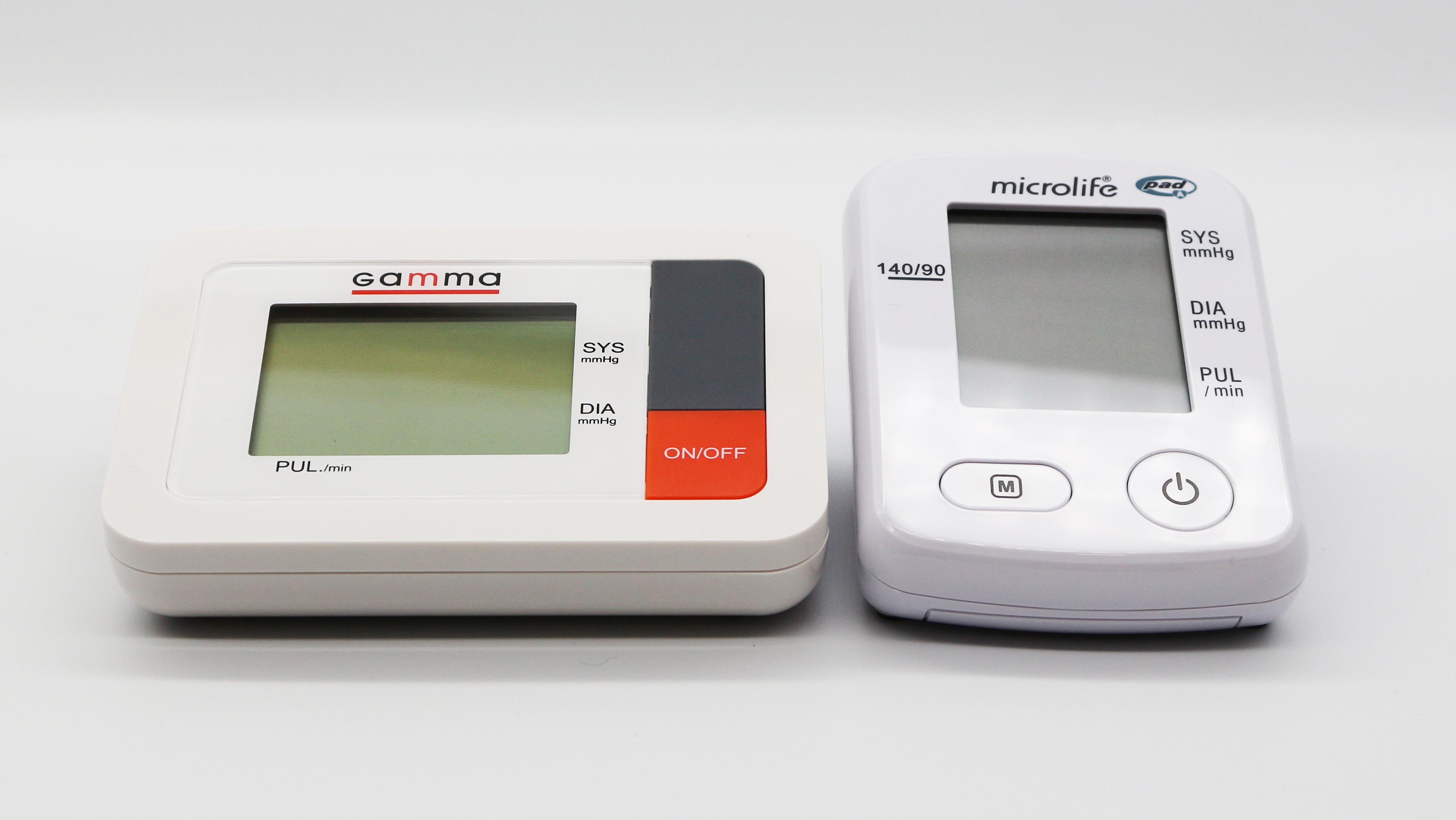 Тонометр Microlife и Gamma фото