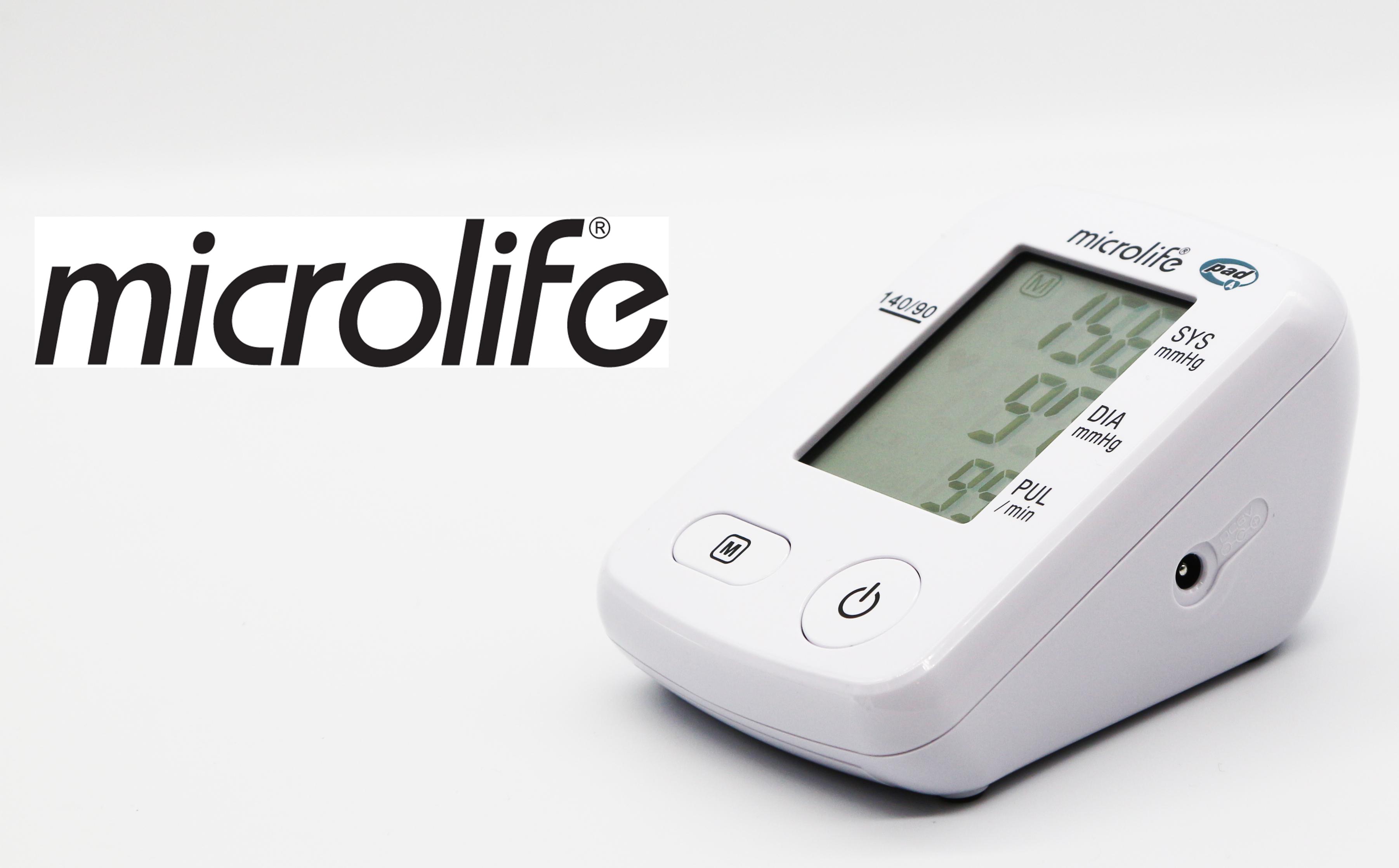 Тонометр автоматический Microlie